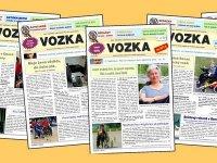 Vychází VOZKA č. 2/2015 – magazín o životě a pro život na vozíku