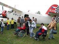 Létající vozíčkáři - dotazník (NRZP)
