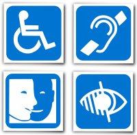 Jak mluvit o lidech s postižením